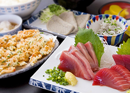 焼津の地元料理