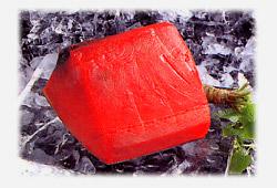 焼津の特産品「まぐろブロック」