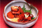 焼津の特産品「佃煮」