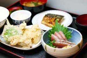 小川港直送!自慢の料理をご堪能ください。